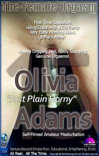 Olivia Adams #15 - Just Plain Horny | Adult Rental