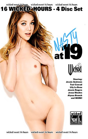 Nasty At 19 - Disc #3 Porn Video Art
