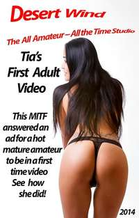 Tia's First Adult Movie