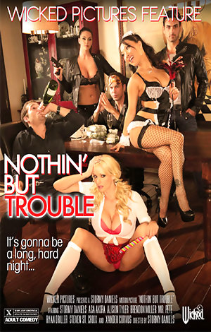 Nothin But Trouble Porn Video Art