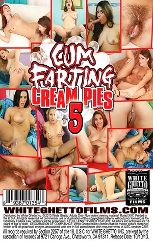 Cum Farting Cream Pies #5 Porn Video Art
