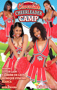 Chocolate Cheerleader Camp | Adult Rental
