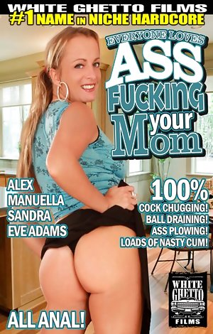 Everyone Loves Ass Fucking Your Mom Porn Video