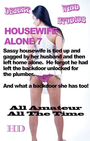 Housewife Alone #7 Porn Video Art