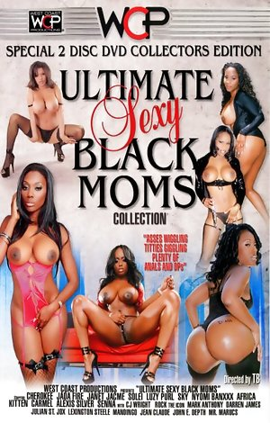 Ultimate Sexy Black Moms - Disc #2 Porn Video
