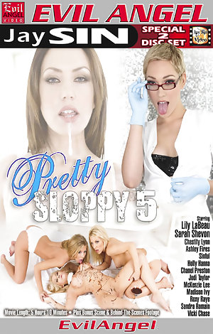 Pretty Sloppy #5 - Disc #1 Porn Video Art