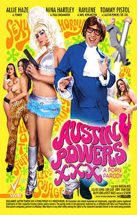 Austin Powers XXX - A Porn Parody | Adult Rental