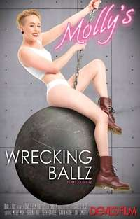 Molly's Wrecking Ballz - A XXX Parody | Adult Rental