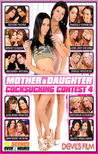 Mother and Daughter Cocksucking Contest #4 | Adult Rental