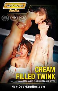 Cream Filled Twink | Adult Rental