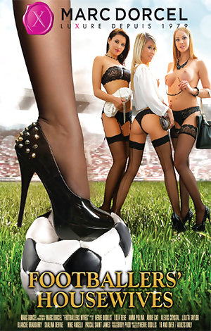 Footballers' Housewives  Porn Video Art