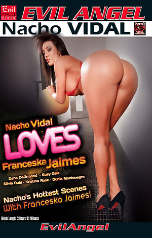 Nacho Vidal Loves Franceska Jaimes Porn Video Art