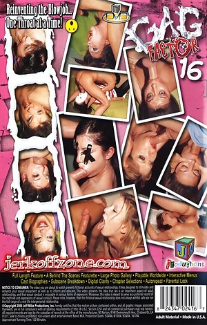 Gag Factor #16 Porn Video Art