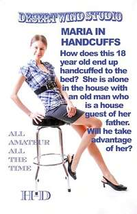 Maria In Handcuffs  | Adult Rental