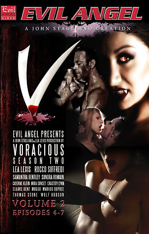 Voracious - Season 2 (Volume 2 - Episodes 4-7) Porn Video