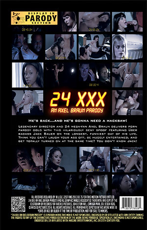 24 XXX: An Axel Braun Parody - Disc #1 Porn Video Art