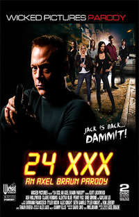 24 XXX: An Axel Braun Parody - Disc #1 | Adult Rental