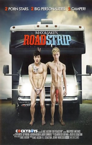 Max And Jake's Road Strip - Disc #1 Porn Video