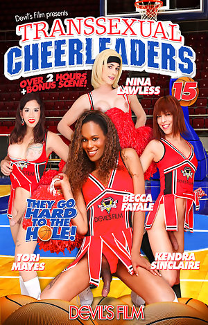 Transsexual Cheerleaders #15  Porn Video Art
