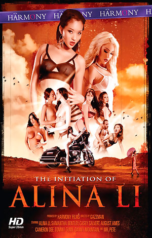 The Initiation of Alina Li Porn Video Art