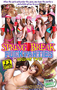 Spring Break Fuck Parties #2