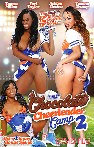 Chocolate Cheerleader Camp #2 Porn Video