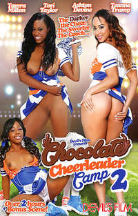 Chocolate Cheerleader Camp #2