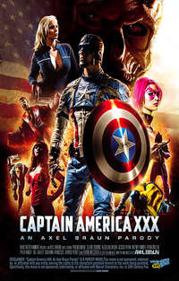 Captain America XXX - An Axel Braun Parody | Adult Rental
