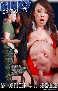 An Officer and a Shemale  | Adult Rental