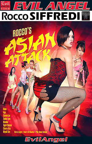 Rocco's Asian Attack  Porn Video Art