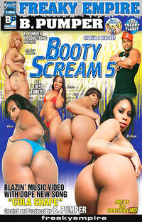 Booty Scream #5 - Disc #1 | Adult Rental