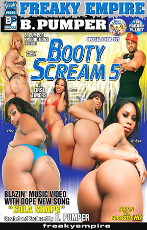 Booty Scream #5 - Disc #2 Porn Video Art