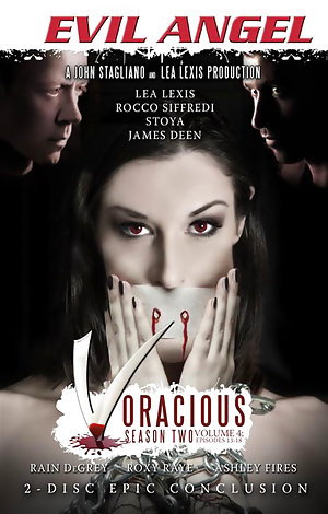 Voracious - Season #2 (Volume 4 - Episodes 13-18) - Disc #1 Porn Video