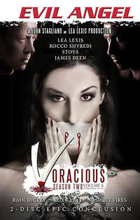 Voracious - Season #2 (Volume 4 - Episodes 13-18) - Disc #2 | Adult Rental