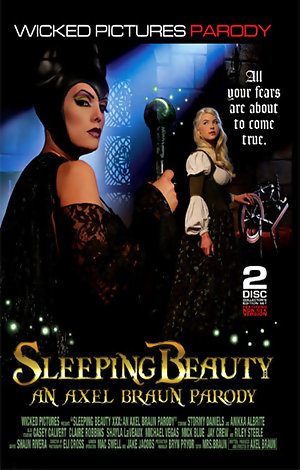Sleeping Beauty XXX - An Axel Braun Parody - Disc #1 Porn Video Art