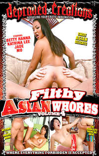 Filthy Asian Whores #4 | Adult Rental