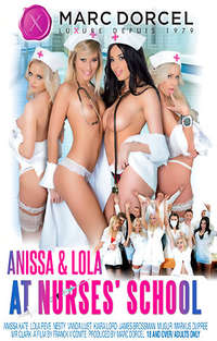 Anissa and Lola At Nurses' School  | Adult Rental