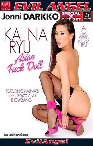 Kalina Ryu - Asian Fuck Doll - Disc #1 Porn Video Art