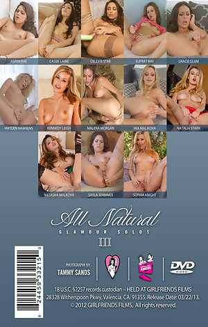All Natural Glamour Solos #3 Porn Video Art