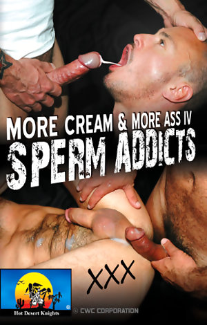 Sperm Addicts Porn Video Art