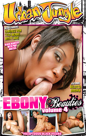 Ebony Beauties #4 Porn Video