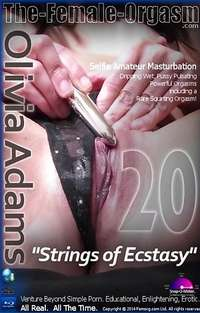 Olivia Adams #20 - Strings of Ecstasy  | Adult Rental