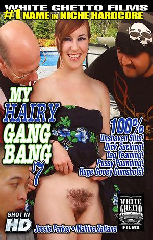 My hairy gangbang jessie parker 7
