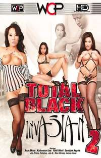 Total Black Invasian #2  | Adult Rental