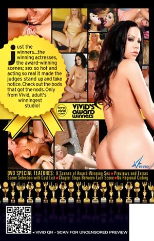 Vivid's Award Winners - Best Squirting Sex Scene  Porn Video Art
