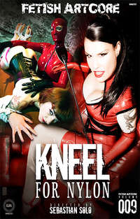 Kneel For Nylon | Adult Rental