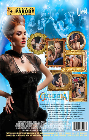 Cinderella XXX - An Axel Braun Parody - Disc #1 Porn Video Art