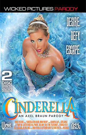 Cinderella XXX - An Axel Braun Parody- Disc #2 - Extras Porn Video Art