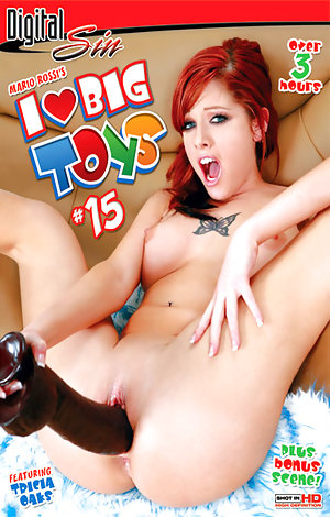 Big toys porn video