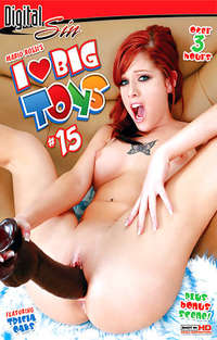 I Love Big Toys #15  | Adult Rental
